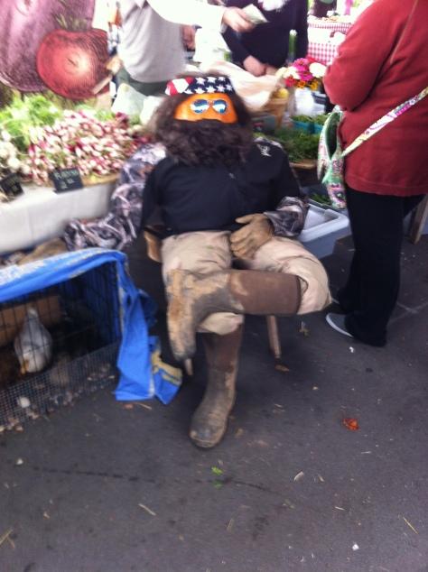 scarecrow Willie