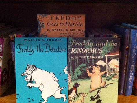 freddy the pig books